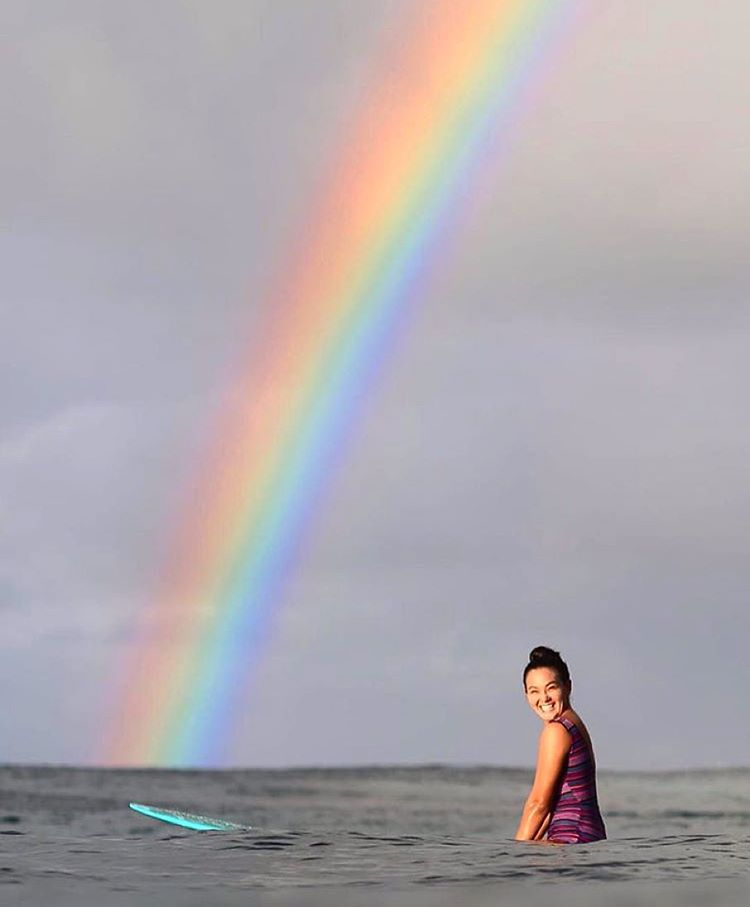The gold at the end of the rainbow ✨ @rosiejaffurs wearing the new #seeatofino shot by @ladyslider #myseealife #seeababes #seeainhawaii