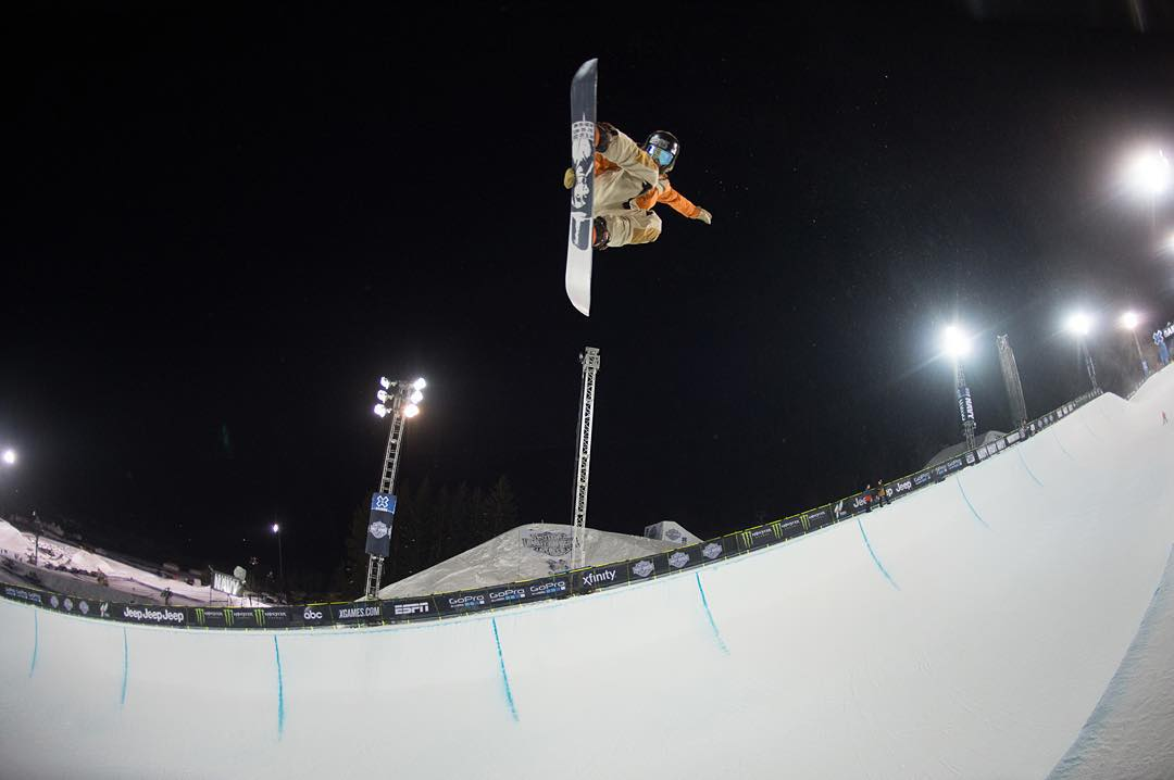 """Two-time defending #XGames Snowboard SuperPipe gold medalist @TravelinDan is featured in Playboy! """"With any trip, when you can, try to leave the emails and worries at home, and really enjoy traveling."""""""