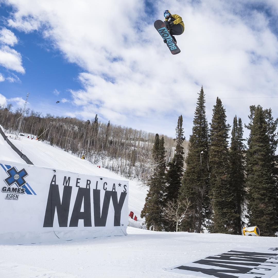 #XGames Aspen is only ✋ weeks away!  It's goin' down Jan. 28-31 at Buttermilk Mountain. (