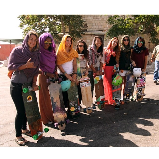 For all of you asking how to contribute to #lgcopen now that our Indiegogo campaign is over, we have enabled the 'tips' button on the Trailer in Vimeo (vimeo.com/76468576) where you can donate to support this project and female #longboarding. Full...