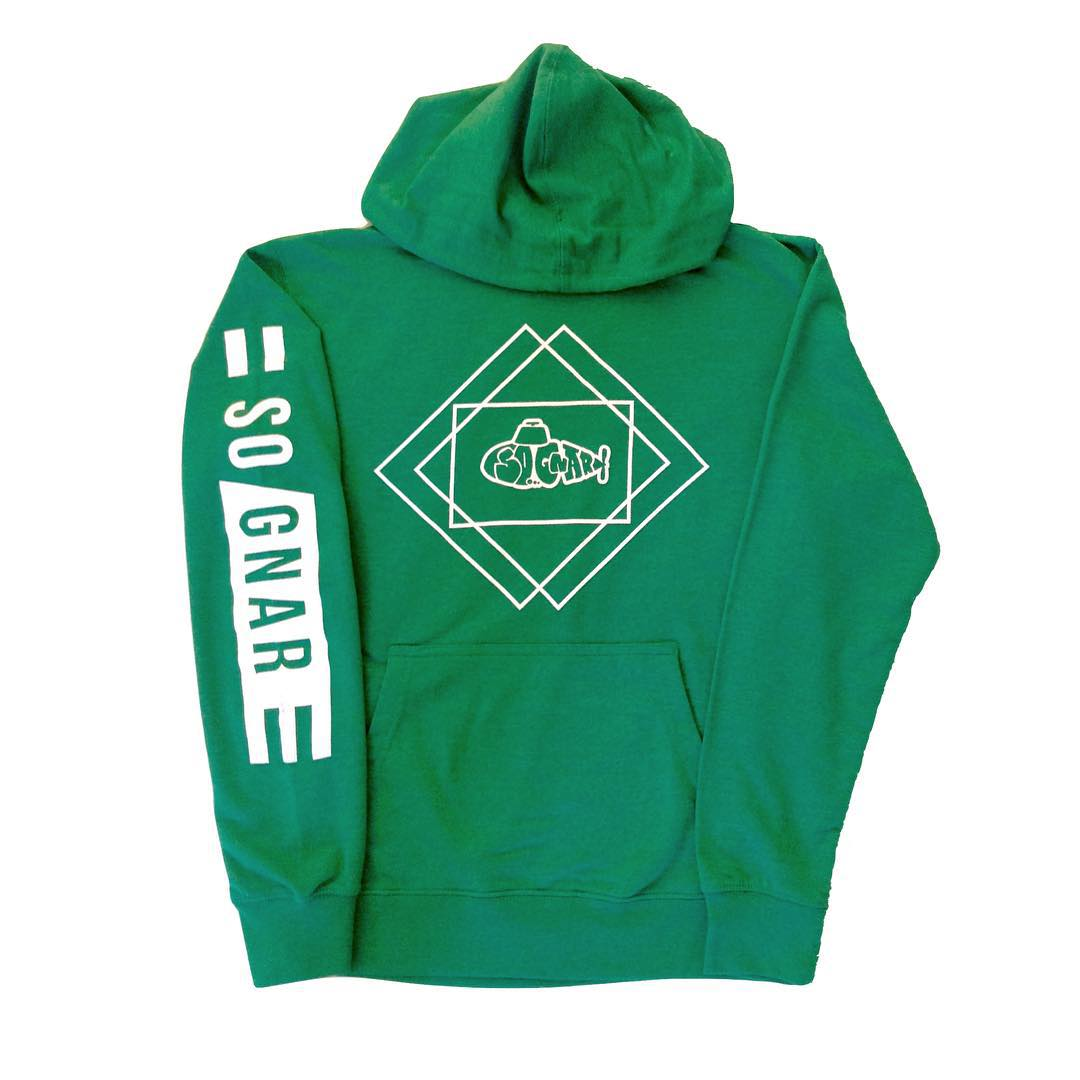 "Lightweight and awesome for layering, our brand new ""Double Diamond Sub"" Hoodie is available for purchase NOW! Use"