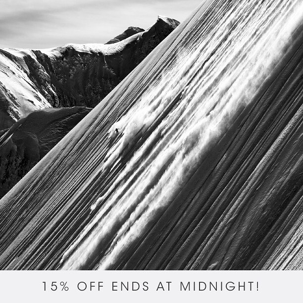 The Christmas Bonus 48 Hour Sale ends at midnight tonight. $40 off any purchase of $195 or more.  http://asymbol.co/pages/christmas-bonus  Descent On Timlin by @curleyphotos  #christmasbonus #asymbolphotography #jeremyjones #asymbol