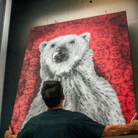 @davelowell • • For @westinatxdt • • #atx #austintx #texas #tx art #spratx