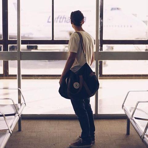 Pack your essentials & GO ✈️ #bubbabag #legiontravel
