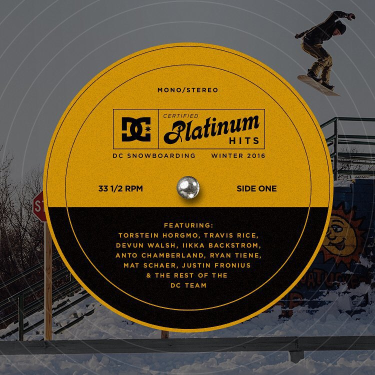 We're excited to present our new @dc_snowboarding video, Platinum Hits: A collection of our snowboarding team's most recent video parts, edited up and glued together to give you one powerful mini film --> DCShoes.com/minimix or click the link in our...