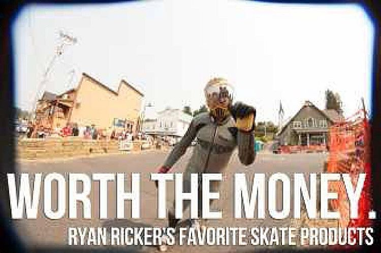 "We all love to skate. And getting the gear to get you down the hill is important.  @_ricker_ breaks it down and shares some of his favorite skate related products that he feels are ""Worth the Money."" Head over to skateslate.com or click the link in our..."