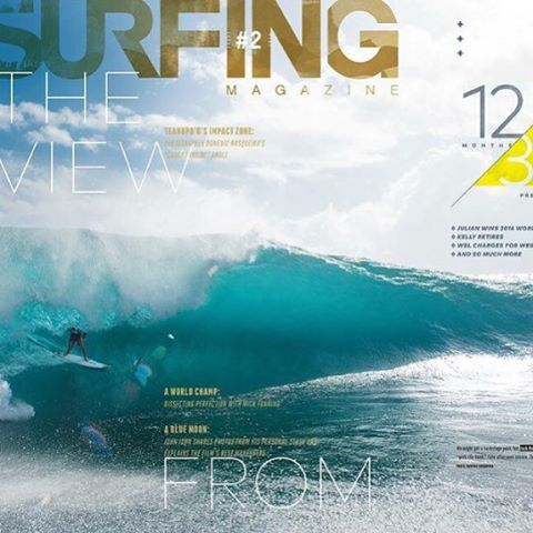 From winning the #BillabongPipeMasters Trials to gracing the latest cover of @surfingmagazine, it's safe to say that @jackrobinson_official has had a 'Breakthrough' year. Watch his latest edit, 'Breakthrough', through the link in our bio and see just...