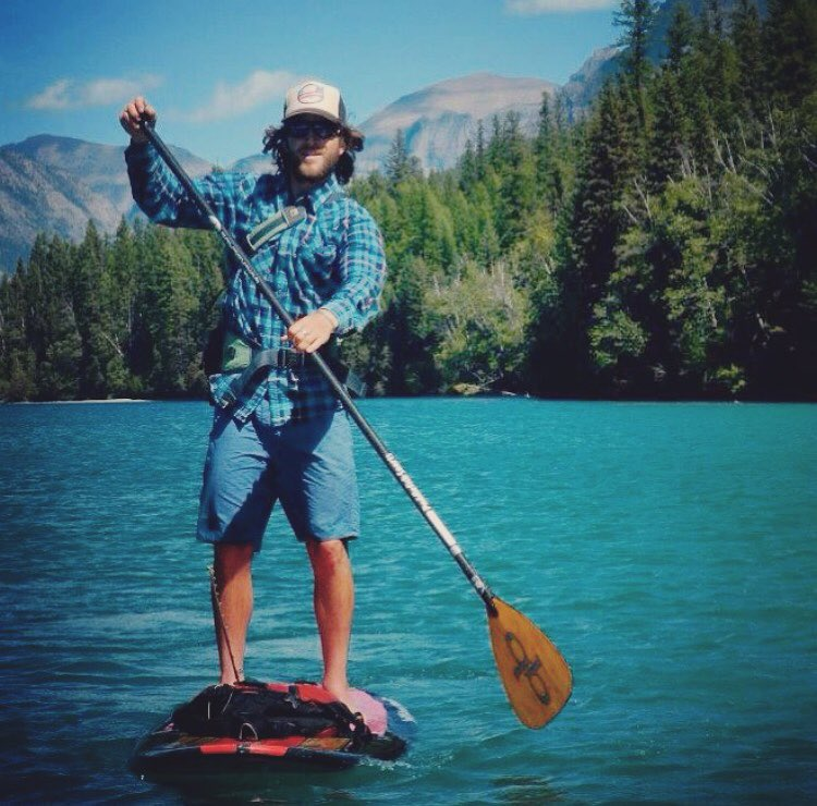 Go explore! #roguesup #sup #paddle #blackbeard