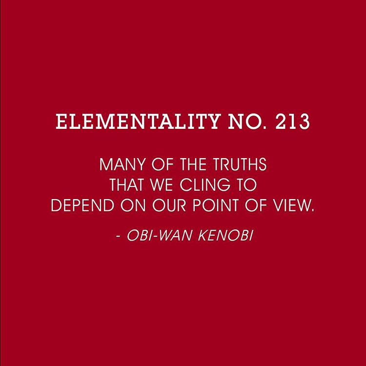 #elementality No. 213 >>> #wisdomwednesday #knowledgeispower