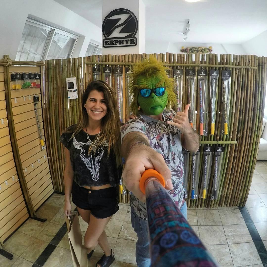 @lissmorr ya paso a buscar su #ZephyrPole! Que esperas para tener el tuyo?? #ShopOnline ➡ www.ZephyrGear.com.ar!