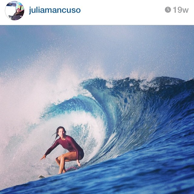 Repost from Olympic bronze medalist @juliamancuso . Congratulations, you are amazing and a true inspiration!