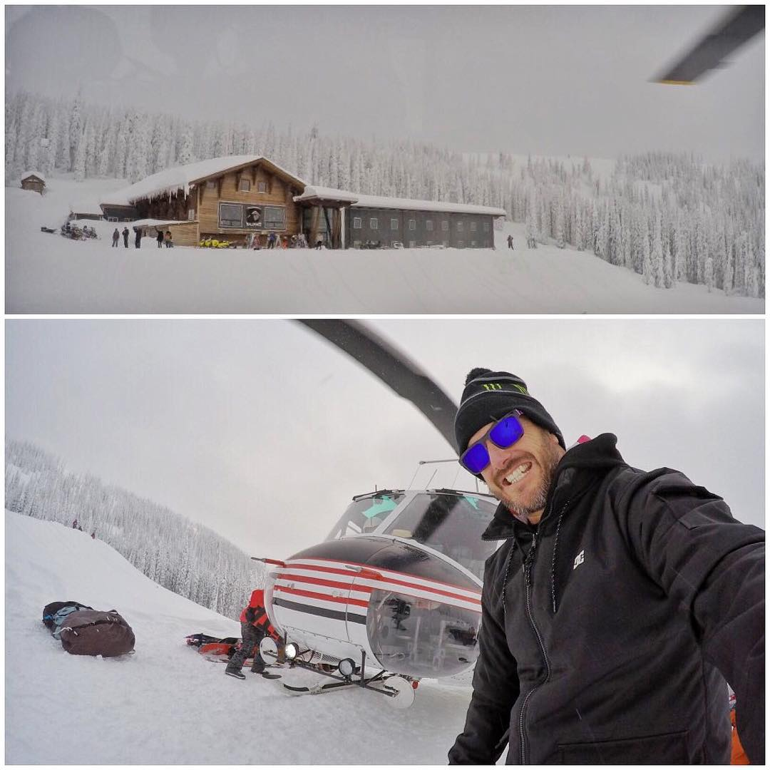 Time to celebrate the Christmas holiday with my family in one of my favorite places in the world: @BaldfaceLodge, deep in the mountains of British Columbia, Canada. Spending a week here to shred waist-deep powder and celebrate the holidays with good...