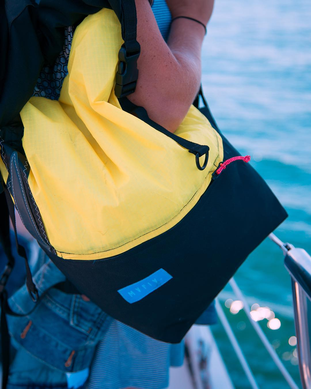 Get out there // Our bags are designed for all adventures and come with a lifetime warranty.  #madeforlife #mafiabags