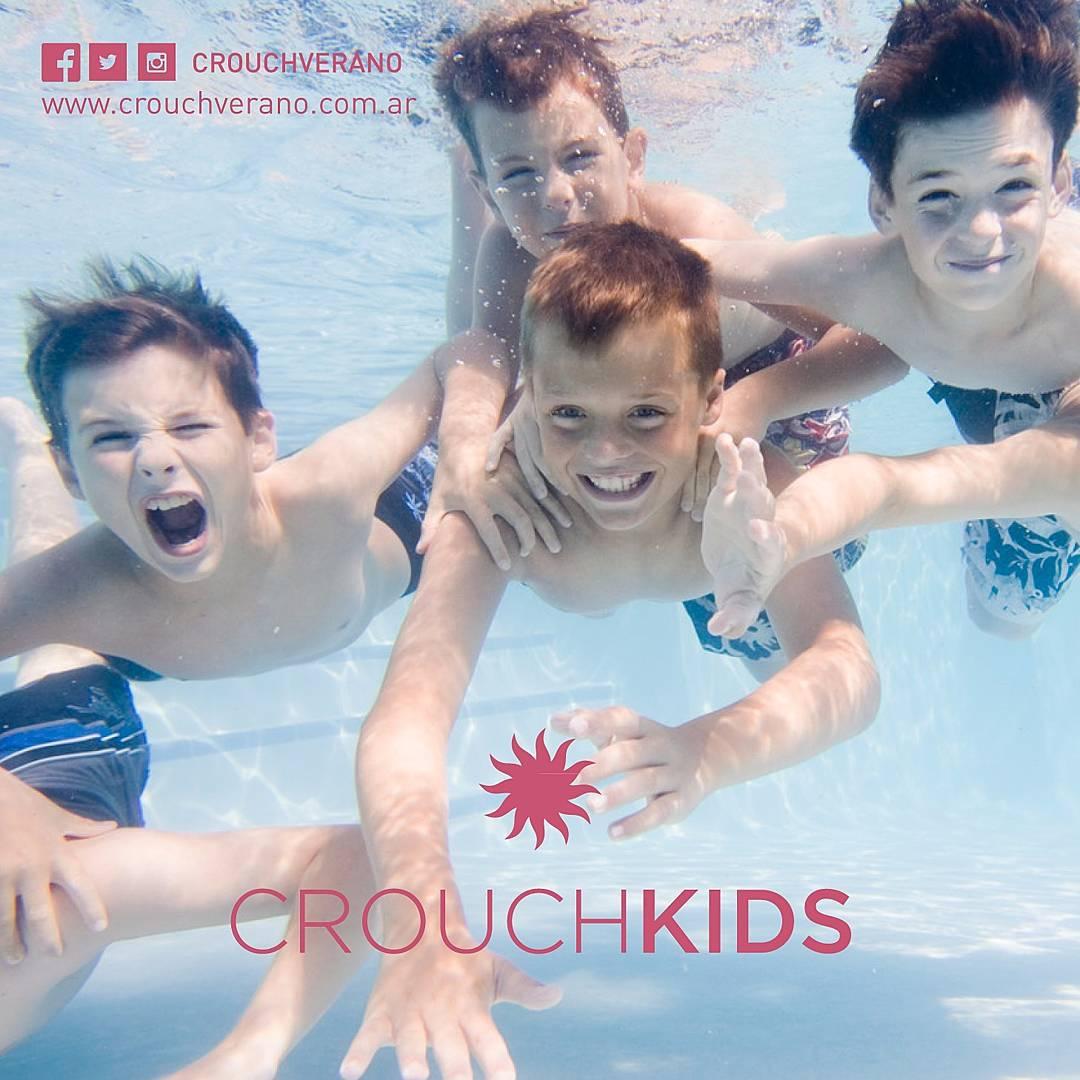 ¡Y para los más chicos, llegaron los Crouch Kids en talles 10, 12 y 14!