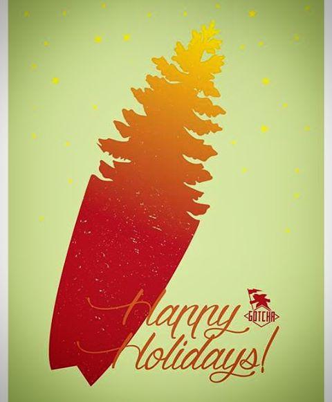 Felicidades! Desde Gotcha Argentina les deseamos una hermosa Noche Buena y Feliz Navidad!