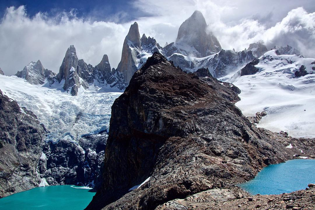 It was such a joy to see Mt. Fitz Roy! Goodbye El Chaltén, let's do it again.