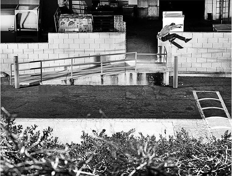 @_julian_davidson has one of the best frontside flips >>> #elementadvocate @jakedarwen captures in the newest @transworldskate