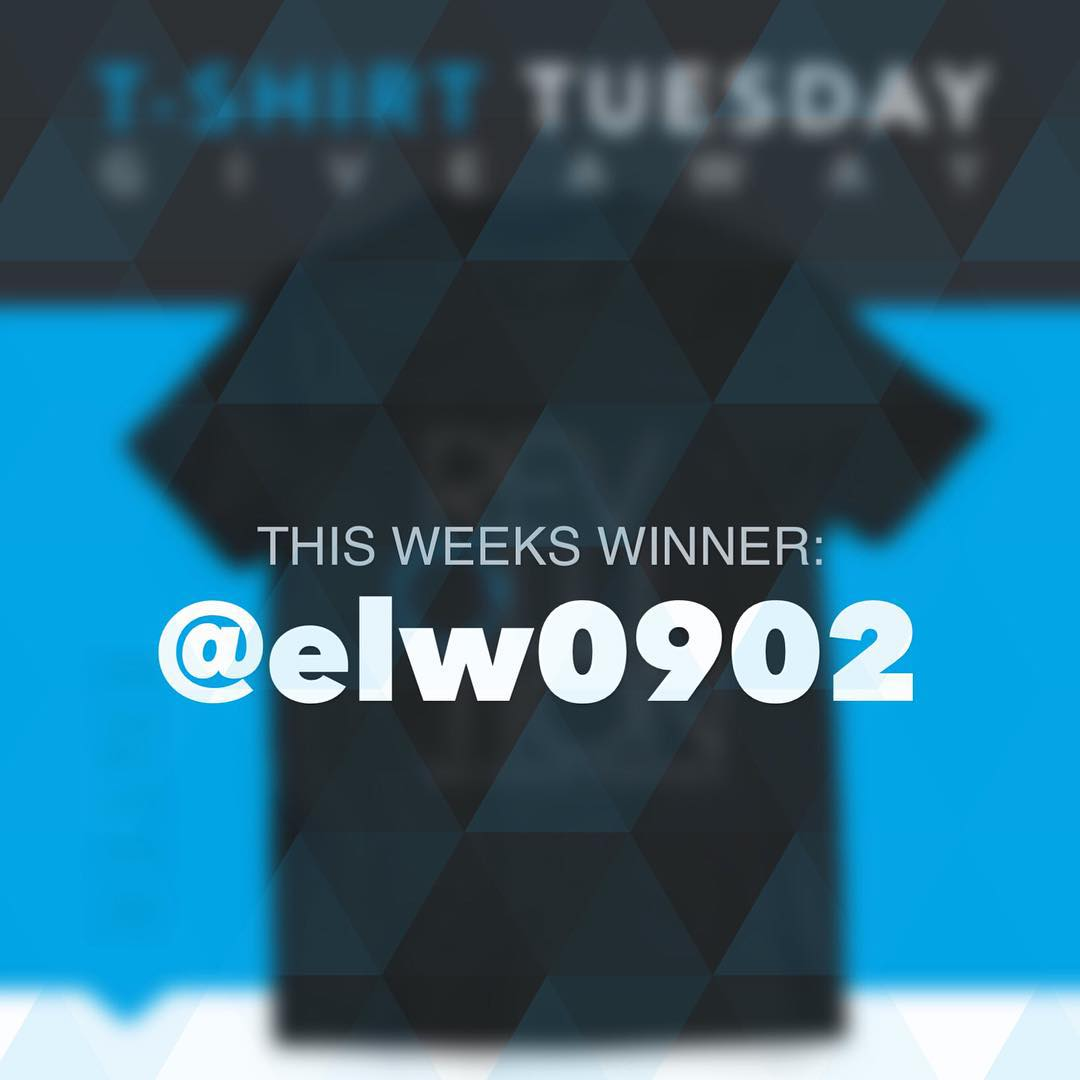Congrats to @elw0902 for being this weeks winner. Happy Holidays