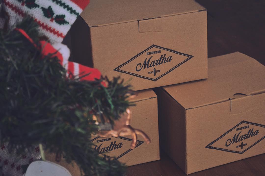 ¡Martha les desea una muy feliz navidad a todos!