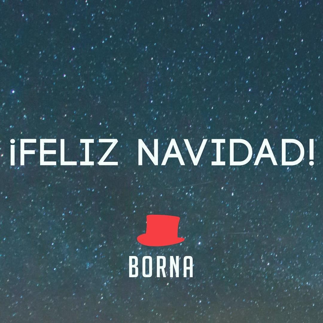 ¡Les Deseamos lo mejor en estas Fiestas!