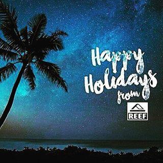 Happy holidays from @reefargentina #reef #reefteam #xmas #navidad #travel #surf #surfing #stars #holidays