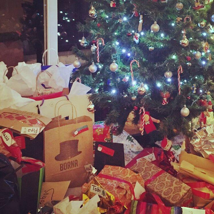 Alguien Tuvo una muy buena Navidad!