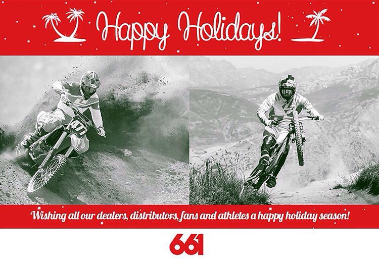 Happy Holidays!! #Sixsixone #ProtectFun