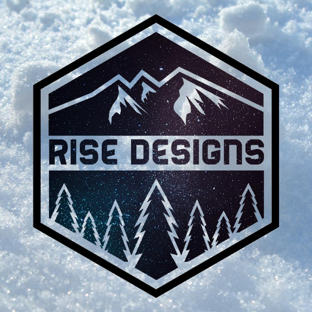 Happy Holidays! Enjoy the snow if you have some. Either way get outside. #risedesigns #risedesignstahoe #inspiredbynature