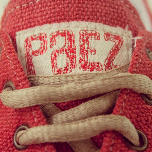 If you fall once, get up. If you fall twice, get up. If you fall for the third time, tie your shoelaces! #paezinspire #paezshoes #paezboots