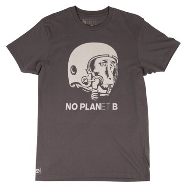 NO PLANet B tees now available!!! Cuipo.org #cuipo #saverainforest #noplanetb
