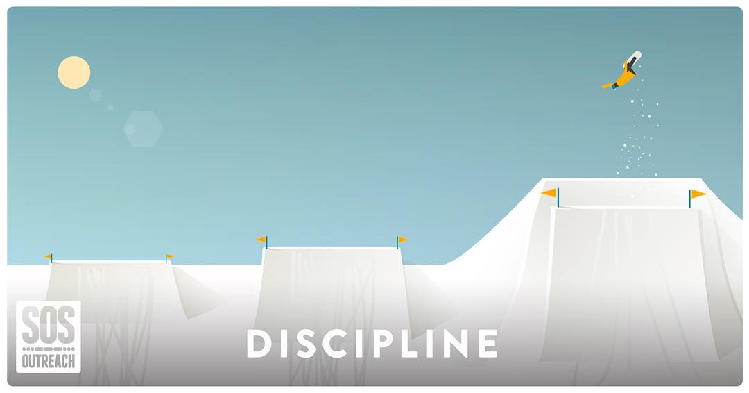 #Discipline - noun | controlled and orderly behavior resulting from training  Life should be filled with massive #dreams. The second core value, discipline, creates a roadmap that can turn dreams into #reality Through discipline, #drive and...