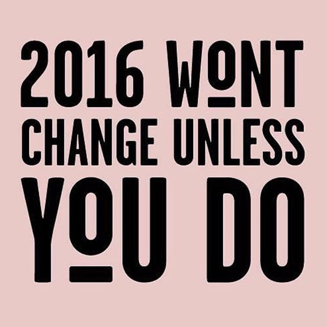 #mondaymantra #bethechange #inspo #resolutions