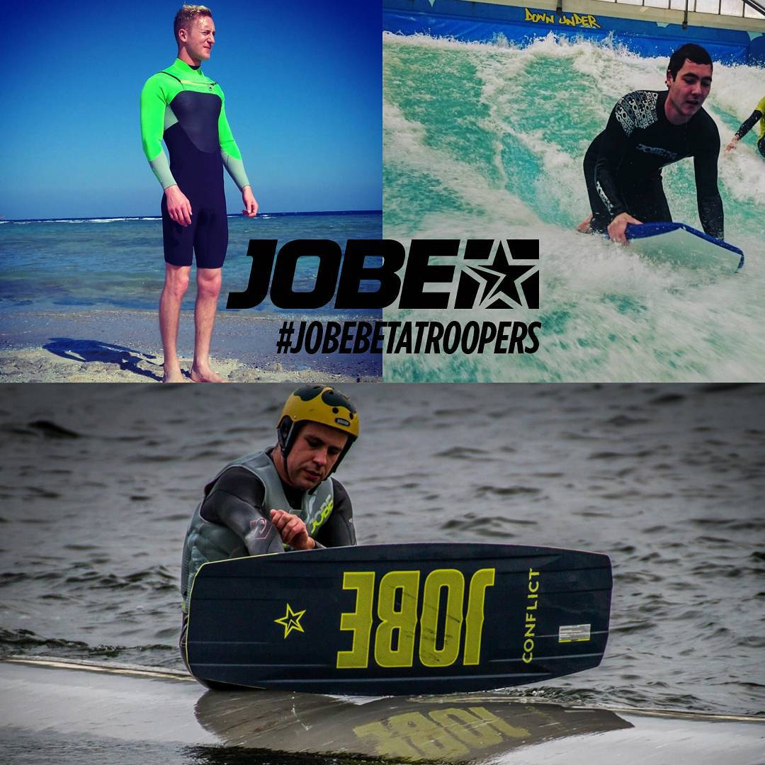We never said being a Beta Trooper is an easy task! @pedro.degroote @jornposthumus and @fab_wake have been putting our products to the test!