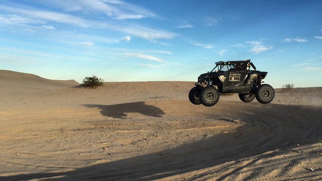 Catching some fresh Desert Air