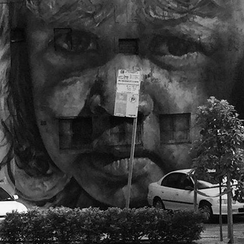 Ojos que acompañan! #sydney #australia #darte #guido