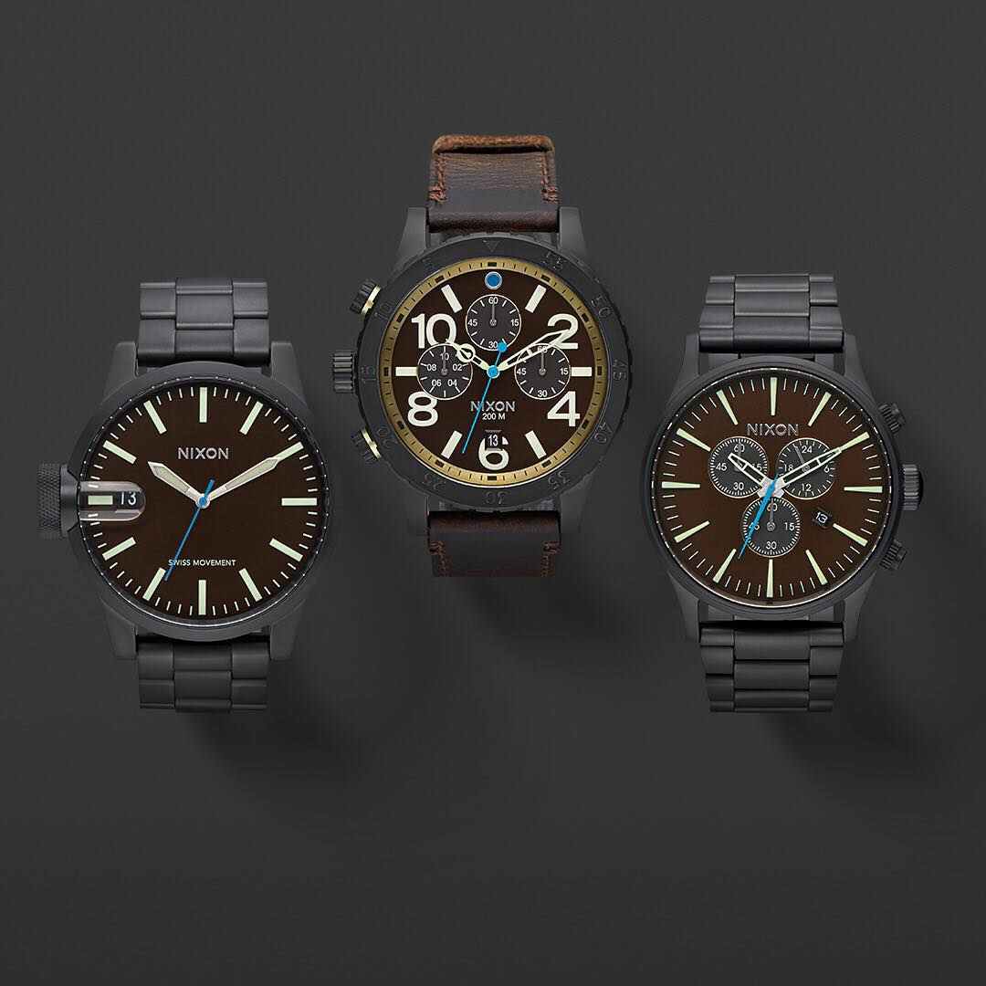 Lost Coast Collection Part II: King Range taps into the depths of the land where the mountains meet the ocean with dark finishes, broken-in twills and hints of the sea's color, new and now available. The #Chronicle, the #5130Chrono, the #SentryChrono...