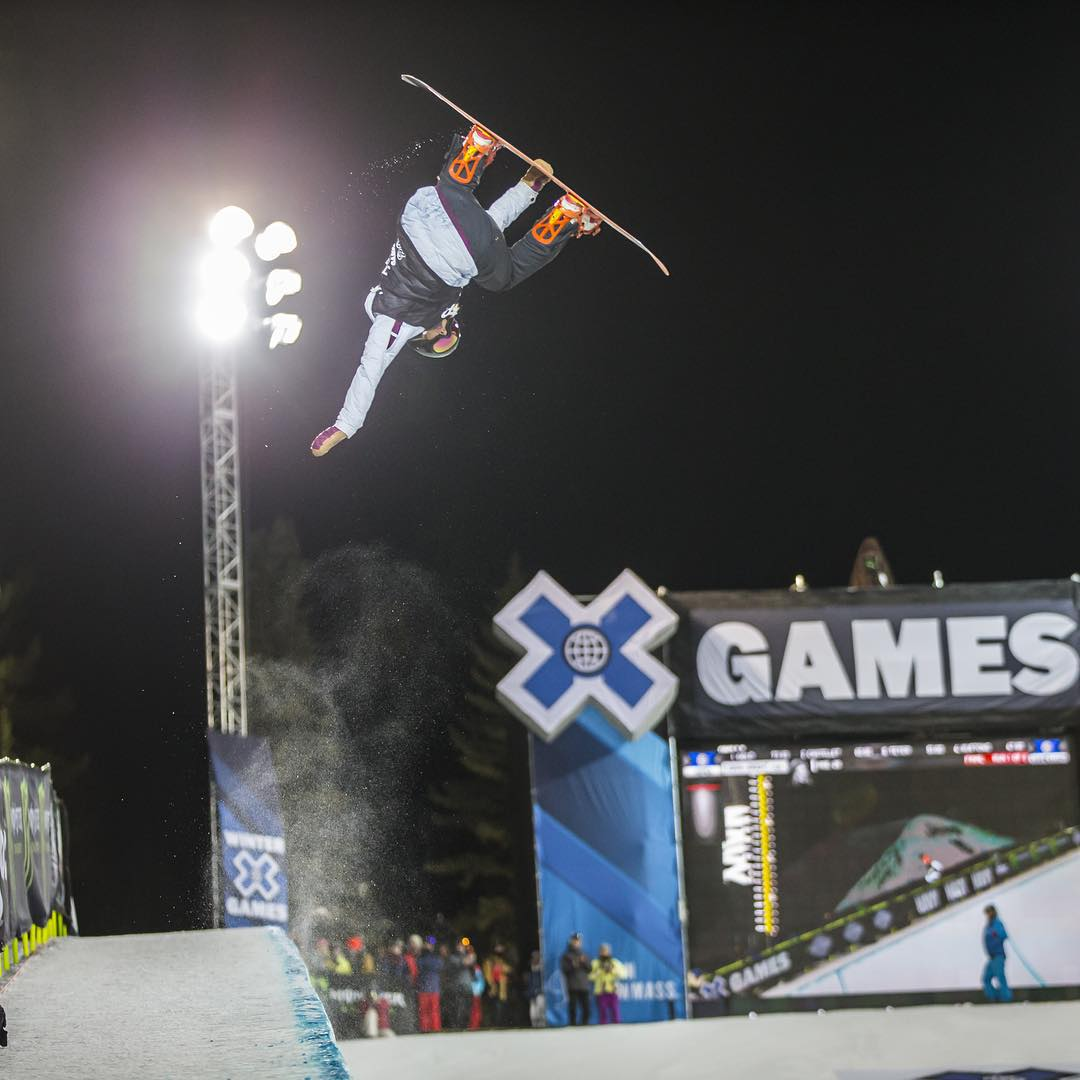 #XGames Aspen is exactly one month away!  It's goin' down Jan. 28-31 on ESPN, ABC and the WatchESPN app. (