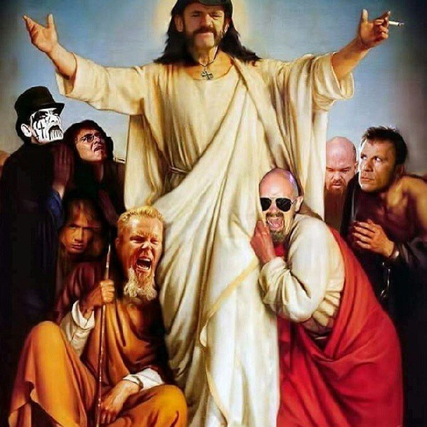 perdida invaluable para el rock Lemmy RIP.. no habra igual.