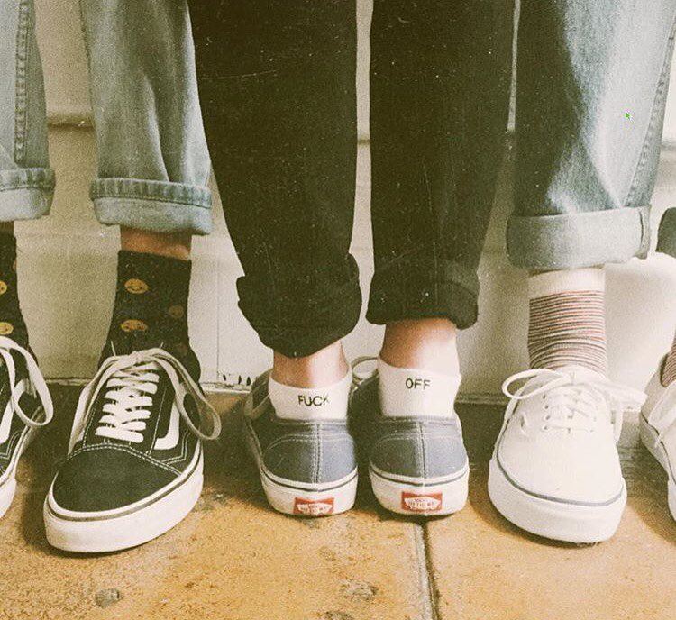 The Original. Since 1966. @vansgirls #Classics