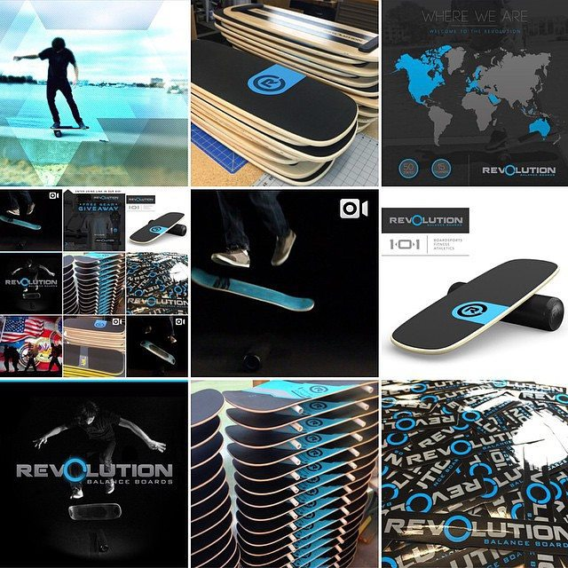 Looking back on 2015 as it comes to a close and we are ever so thankful for all the support and new friends we have made!  2016 is going to be good! #revbalance #balanceboard #2015 #yearinreview