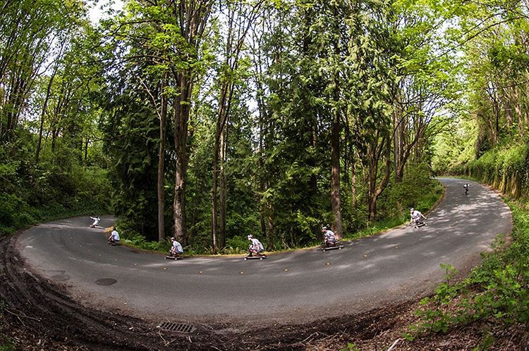 One of our top 10 photos of the year featuring a photo sequence of Spencer Smith (@speedscientist) riding through Seattle by @equalmotion. We are stoked to go skate and shoot with Spencer today and make sure to checkout all of our top 10 photos of 2015...