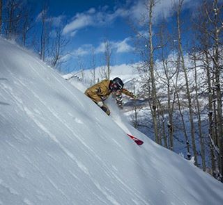 soul poles athlete turner petersen ripping around crested butte! //