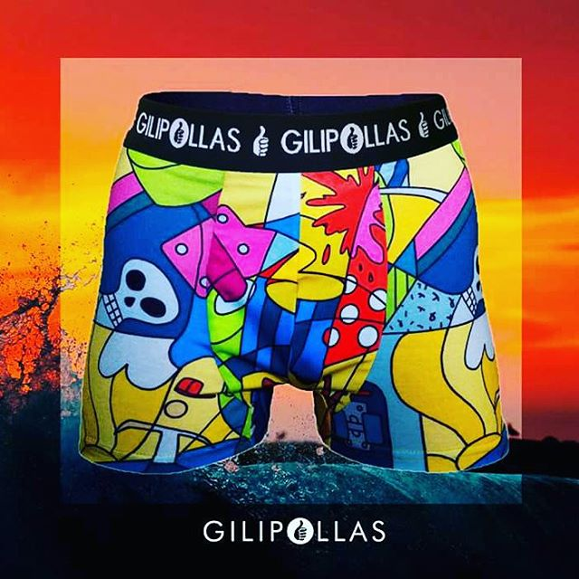 ⏩Los Boxer Número 1⏪ GILIPOLLAS ® #Underwear #Summer #ShowTime #lifestyle #Verano #TheOne #Beach #Man #Surf #skate #Store #onlinestore #Woman #Style #TheCoolest #CoolBoxer #Gilipollas