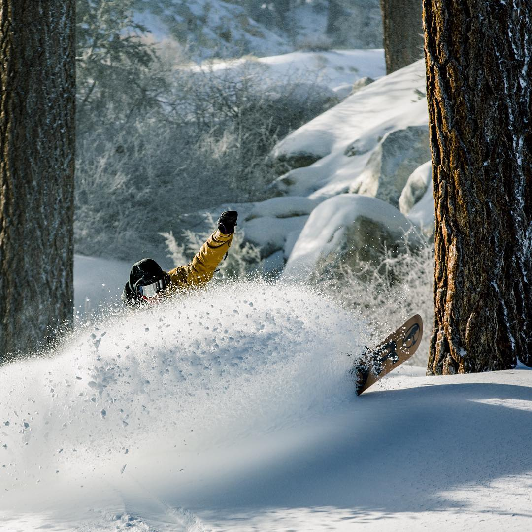 Deep in the happy zone.  @mikeegray sees better in the Ace snow goggle with #HappyLens .