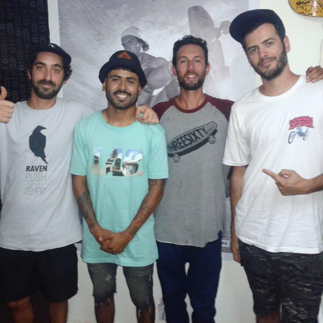 Jandro Diaz una vez mas invitado en la Jam Sk8 Radio junto a Leandro Chocho. ZZ Skate Rap Conduce Ivan Malz y Produce Claudio Lagart. #labskateboarding