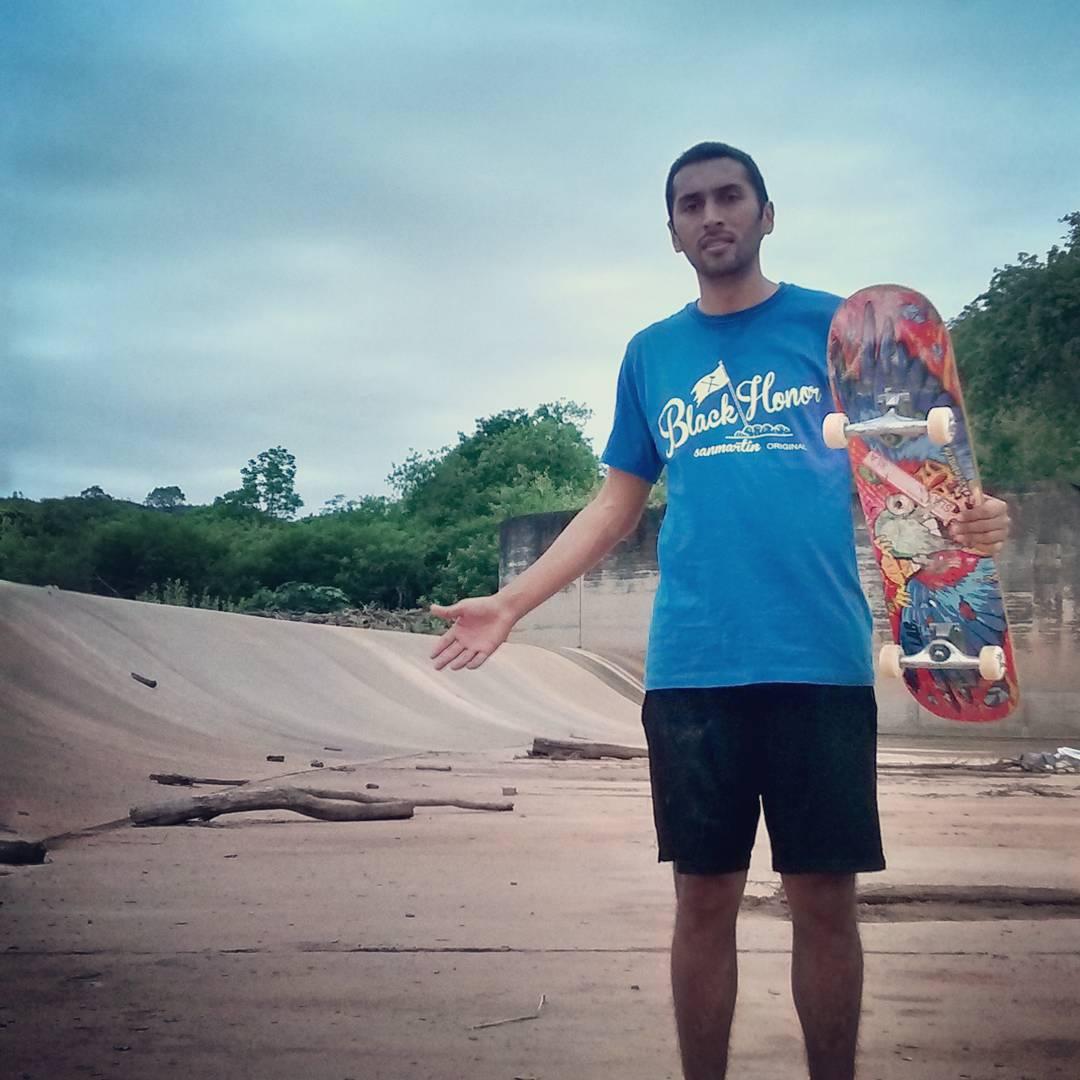 Daniel Marquez esta de tour por el norte del país.. Pronto podrán ver las imágenes en el documental del circuito nacional