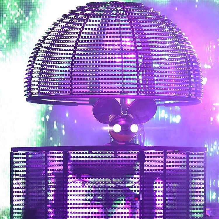 @deadmau5 will perform at Decadence Colorado in Denver on New Year's Eve.  He is gonna rock #XGames Aspen on Sat., Jan. 30!
