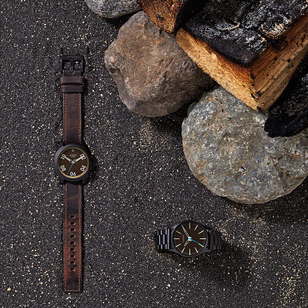 Inspired by the remote beauty of #LostCoast this new #Nixon collection provides the perfect gear for adventure in any season. Tapping into the depths of the land where the mountains meet the ocean with dark finishes, broken-in twills and hints of the...
