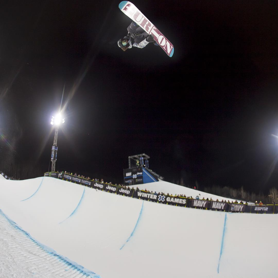 The best show on snow is only 29 days away! #XGames