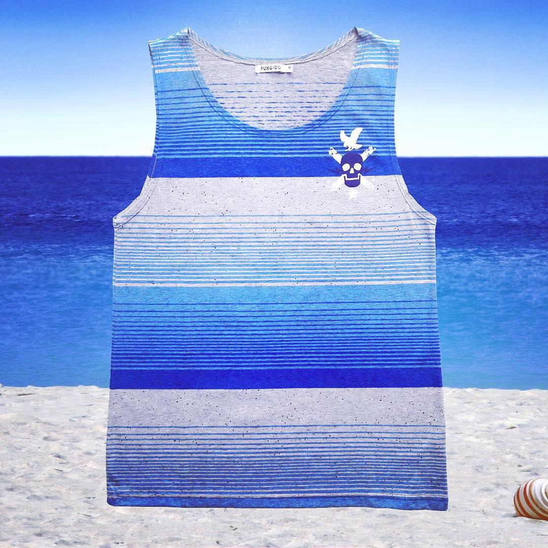 ☀️FUKU-DO #summer #musculosa #clothing  #playa #verano www.fuku-do.com.ar